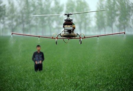 AUTOMATIZACION Y ROBOTICA EN LA AGRICULTURA