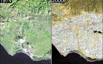 EVOLUCIÓN DEL MAR DE PLÁSTICO ESPAÑOL